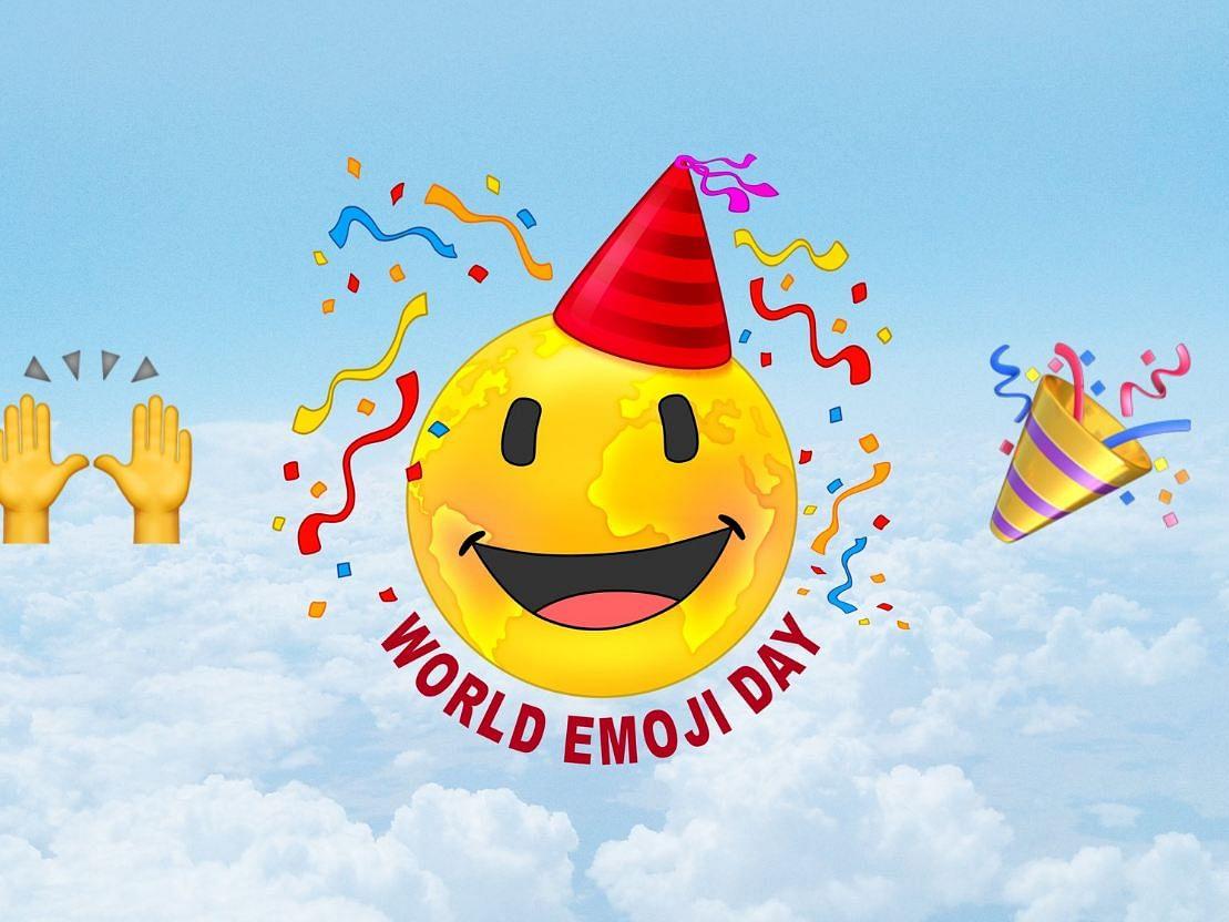 முத்த எமோஜியை அதிகமாகப் பயன்படுத்துவதில் இந்தியாவுக்கு முதலிடம்! #WorldEmojiDay
