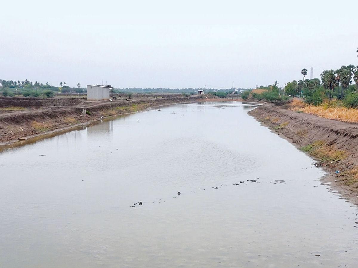 பக்கிங்ஹாம் கால்வாய்