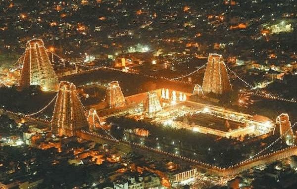திருவண்ணாமலை அருணாசலேஸ்வரர் கோவில்