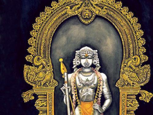 '`நவபாஷாண சிலையைக் கடத்தவே ஐம்பொன் சிலை உருவானது!''