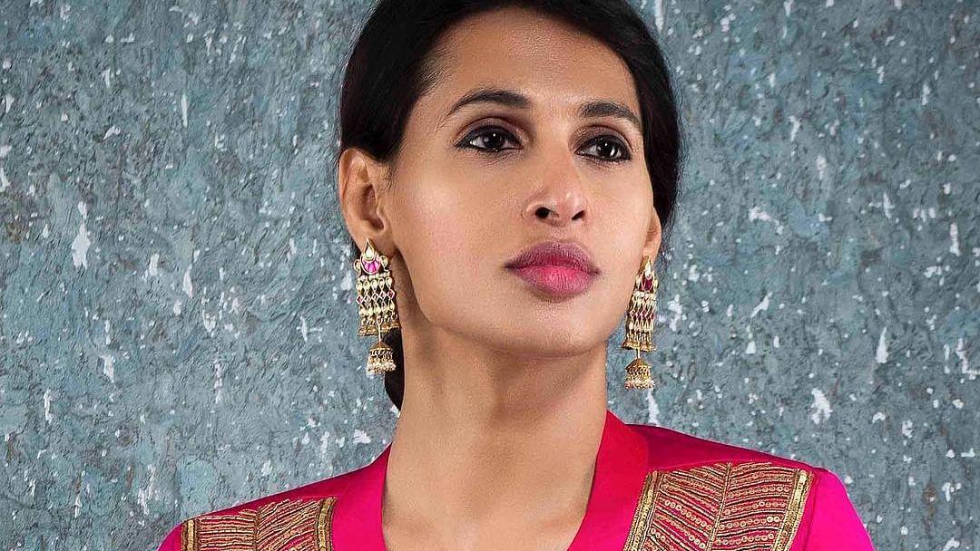 சம்யுக்தா விஜயன்