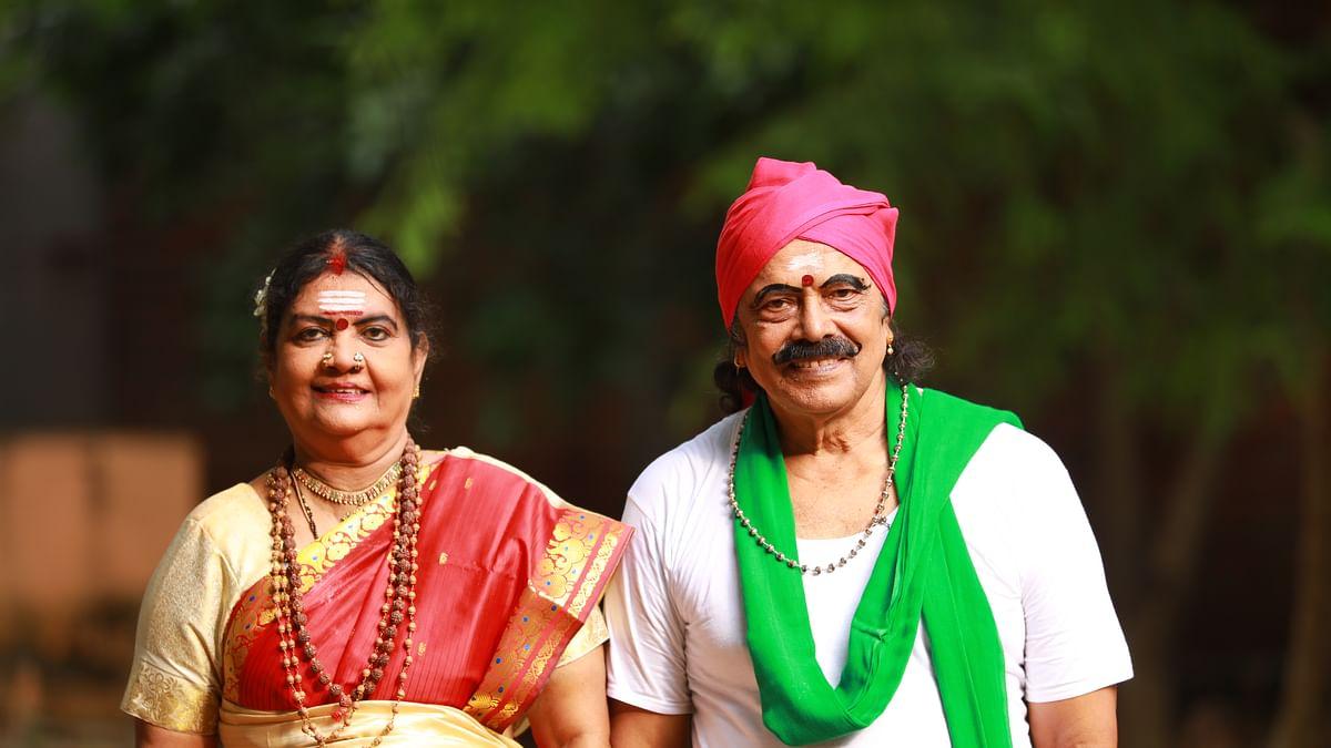விஜயலட்சுமி - நவநீதகிருஷ்ணன்