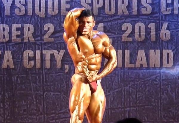 Bodybuilder Baskaran