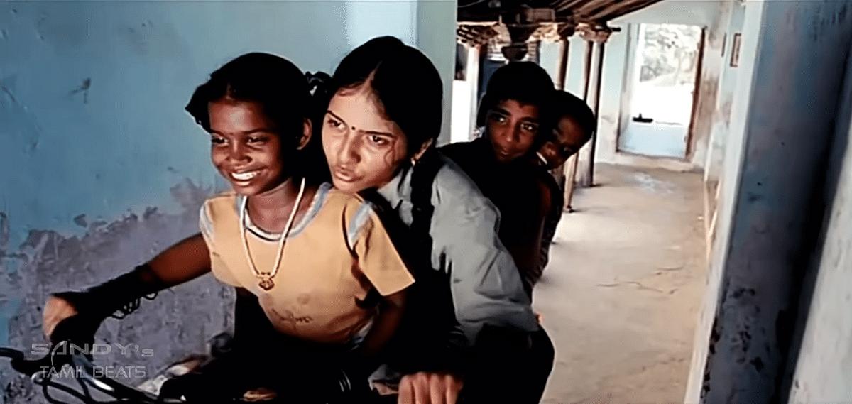 `உனக்காகத்தானே இந்த உயிர் உள்ளது...' – ஆனந்தி அக்கா – குமார் அண்ணன் காதலின் மெளன சாட்சி! #HBDYuvan