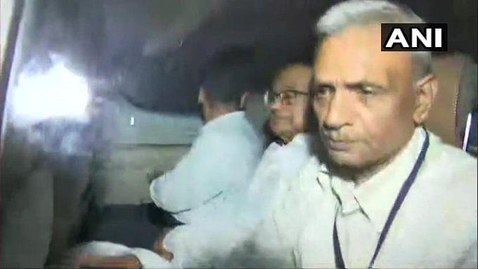 P Chidambaram  Arrested