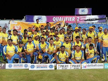 இறுதிப்போட்டியில் சேப்பாக் vs திண்டுக்கல்... ஜெயிக்கப்போவது யார்? #TNPL