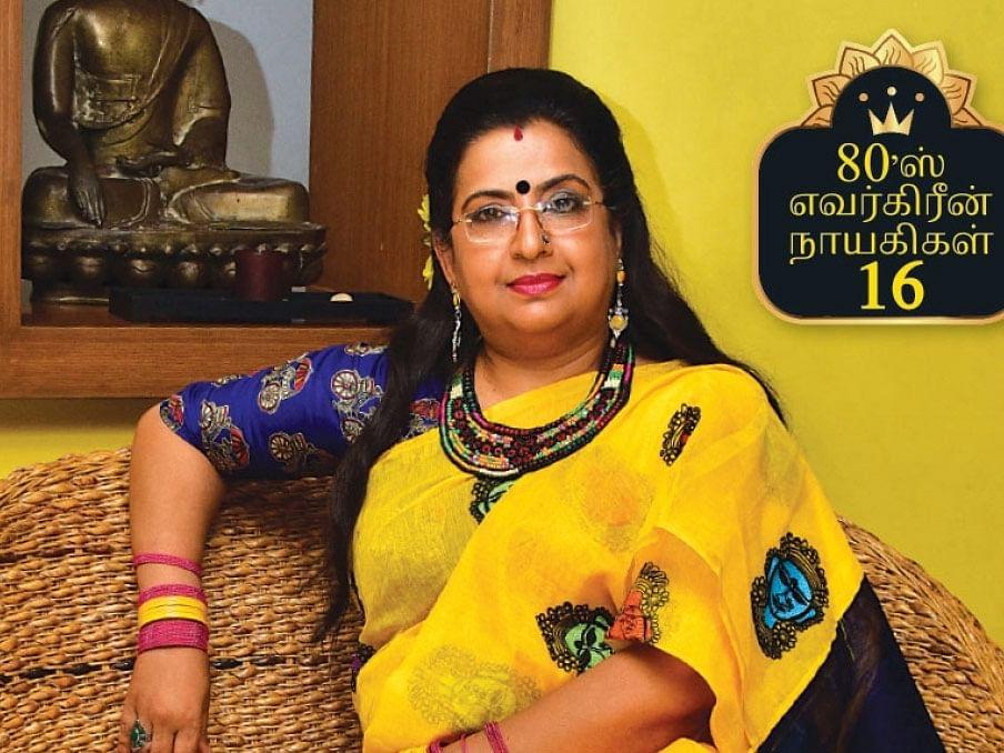 எம்.ஜி.ஆரின் அறிவுரை... விஜயகாந்த்தின் கோபம்! - நடிகை அம்பிகா ஷேரிங்ஸ்