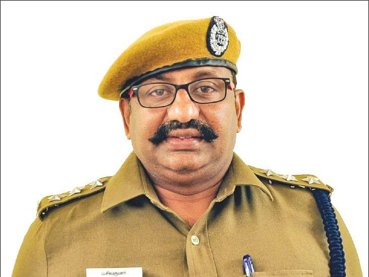 டி.எஸ்.பி சிவகுமார்