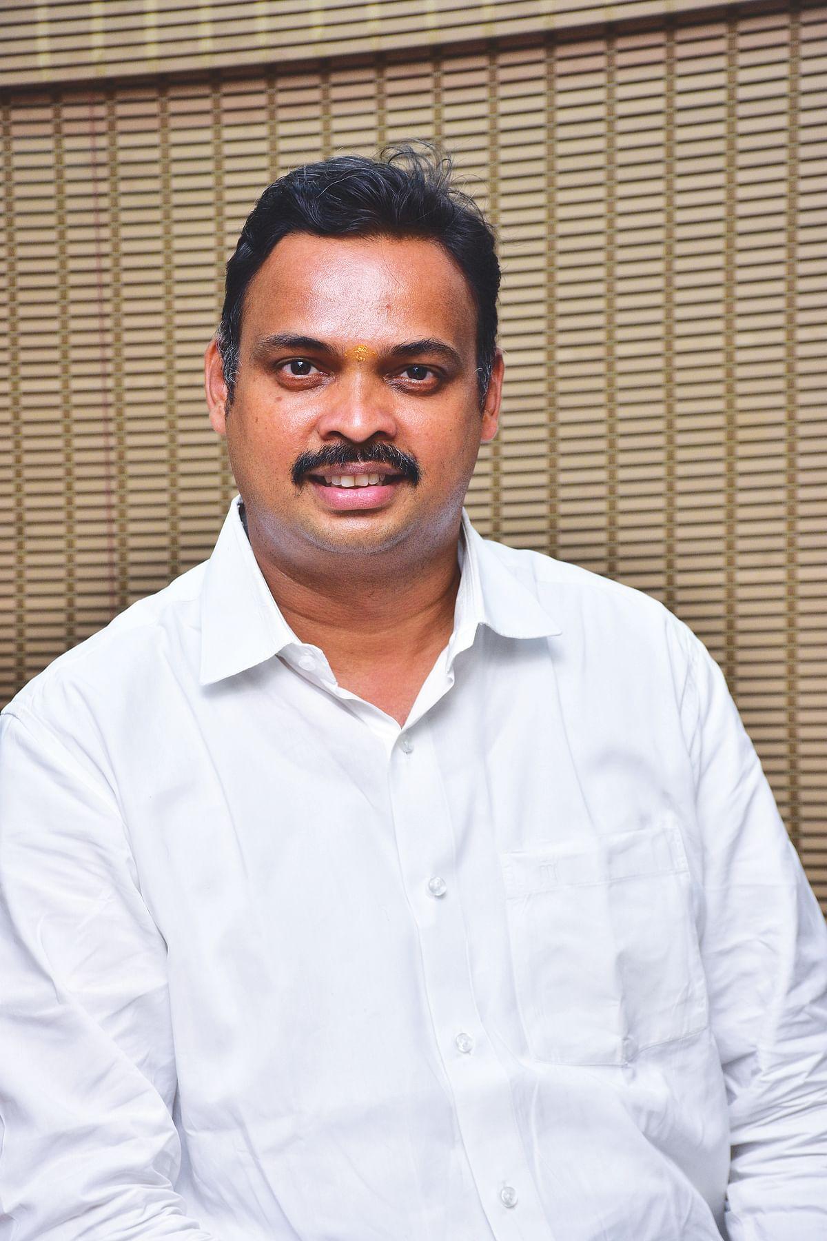 ஆடிட்டர் கோபால் கிருஷ்ண ராஜு