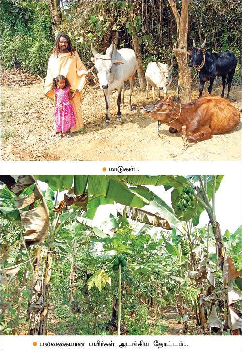 Vetriselvam and Farm