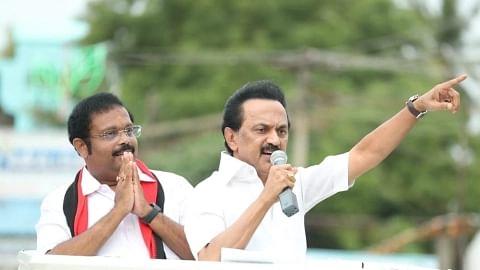 கதிர்ஆனந்த் -ஸ்டாலின்