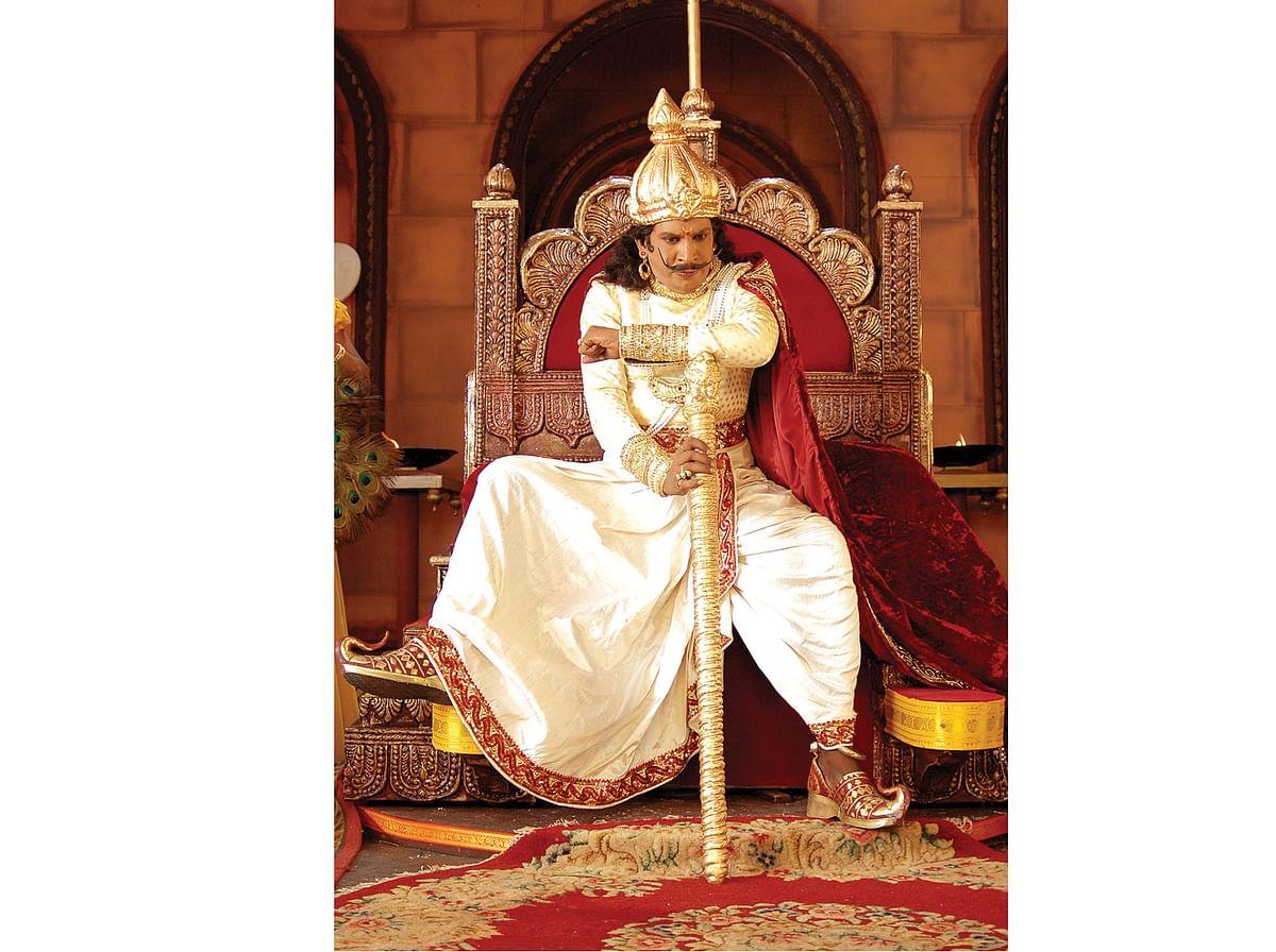 அர்த்தங்களைக் கலைக்கும் மொழி விளையாட்டும் சிவாஜிகணேசனின் தலைகீழாக்கமும்