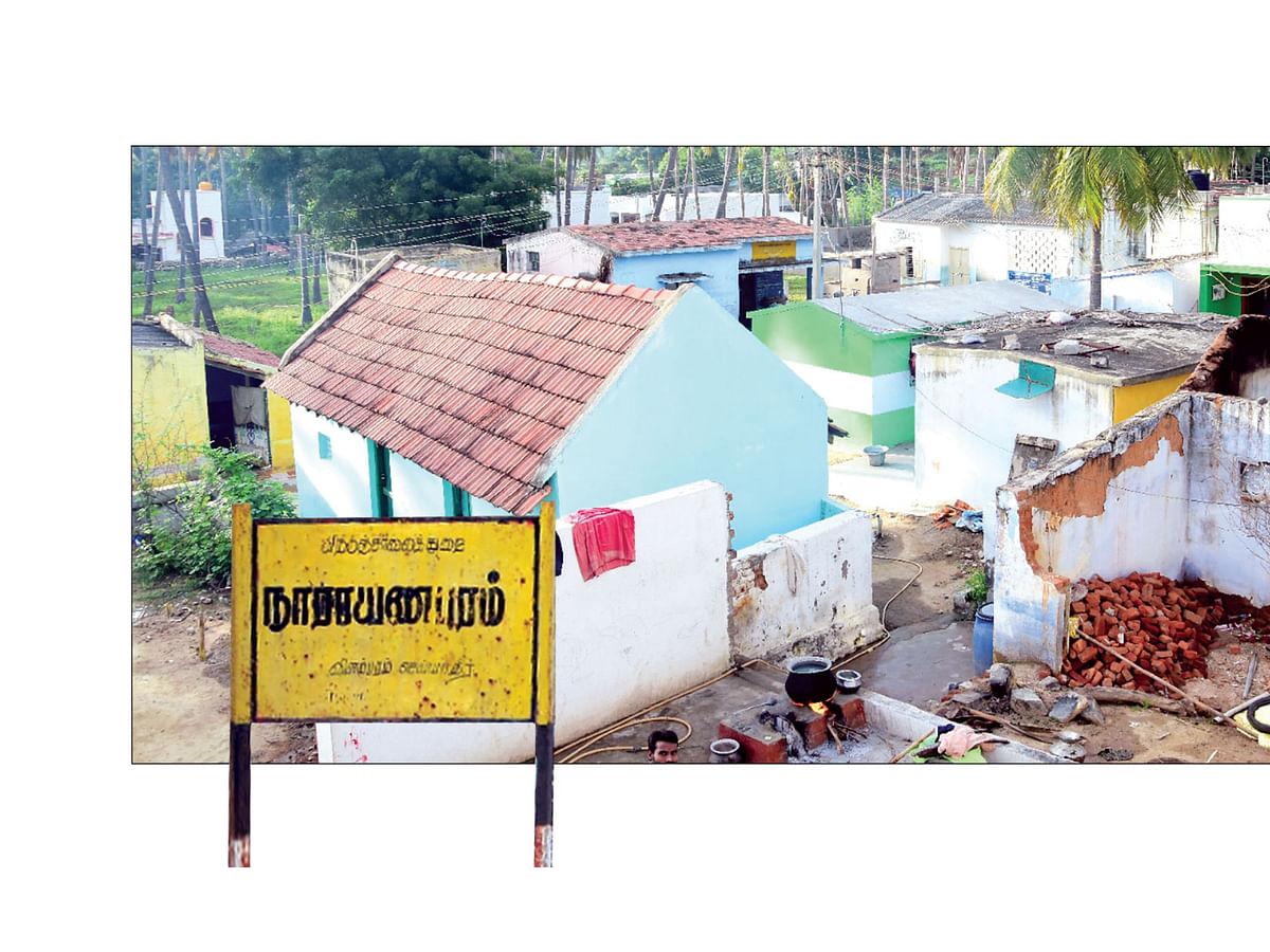 narayanapuram colony