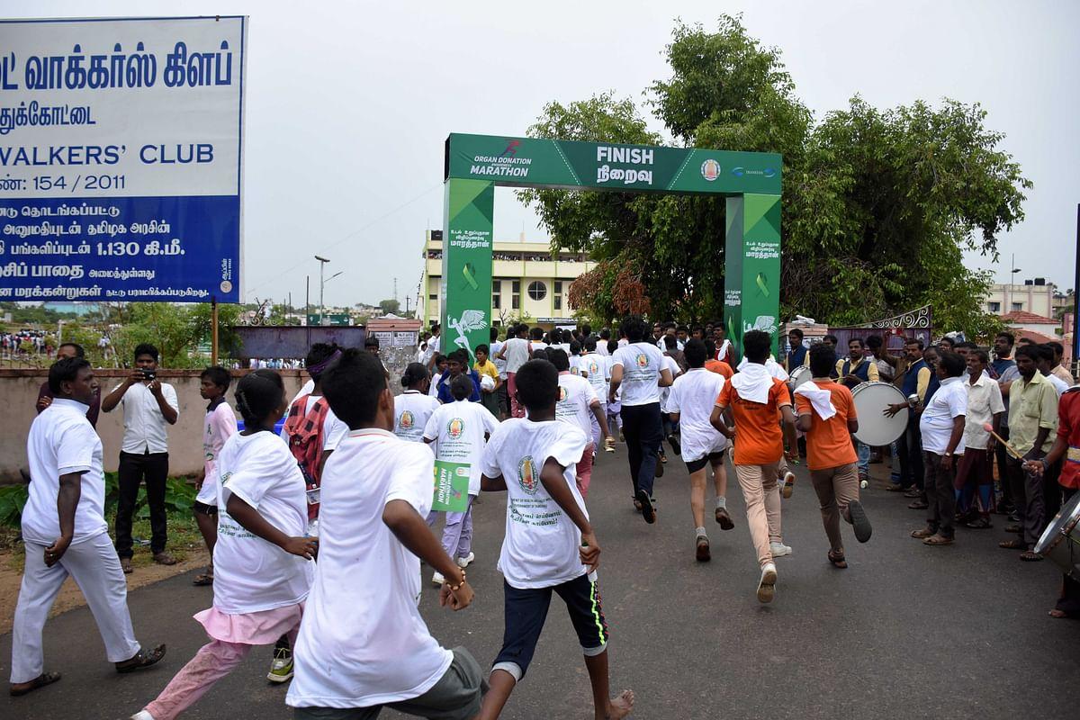 Pudukkottai Marathon