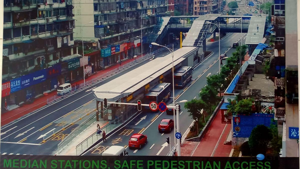 Bus Rapid Transit System (BRTS)
