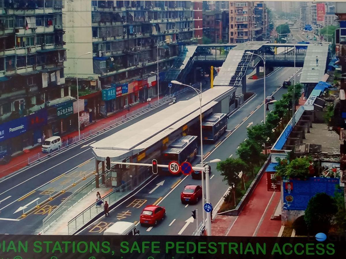 பேருந்துகளுக்குத் தனிப்பாதை, ஹைடெக் அம்சங்கள்... சென்னையின் நெரிசலைக் குறைக்குமா BRTS?