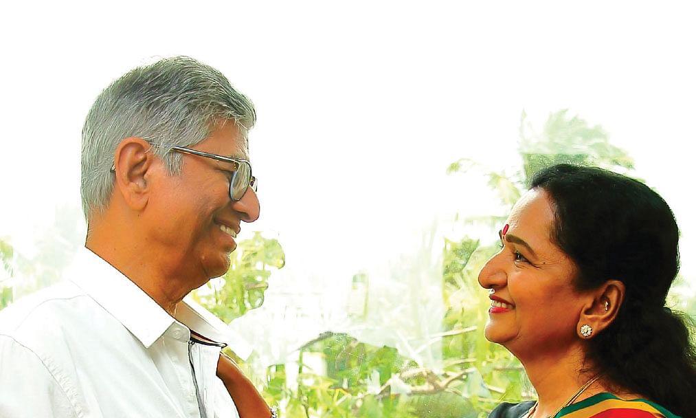 Chandrasekhar,  Shoba Chandrasekhar