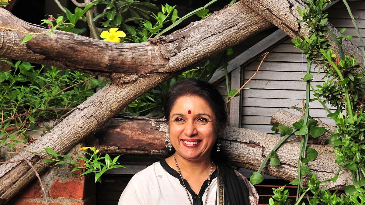 நடிகை ரேவதி