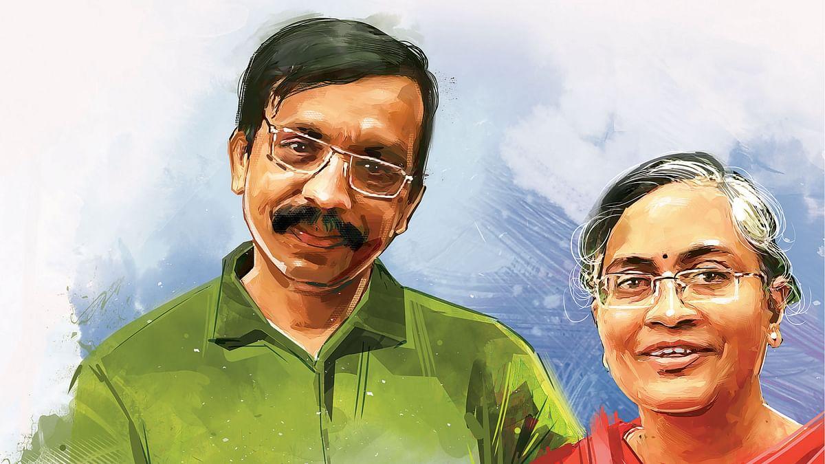 ஆஷிஷ் சதாவ், கவிதா சதாவ்