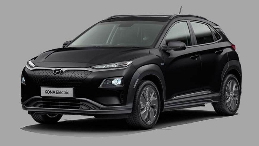 Kona EV SUV