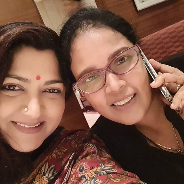 குஷ்பு, பிருந்தா