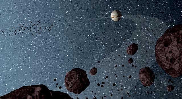 Asteroids (Represent image)