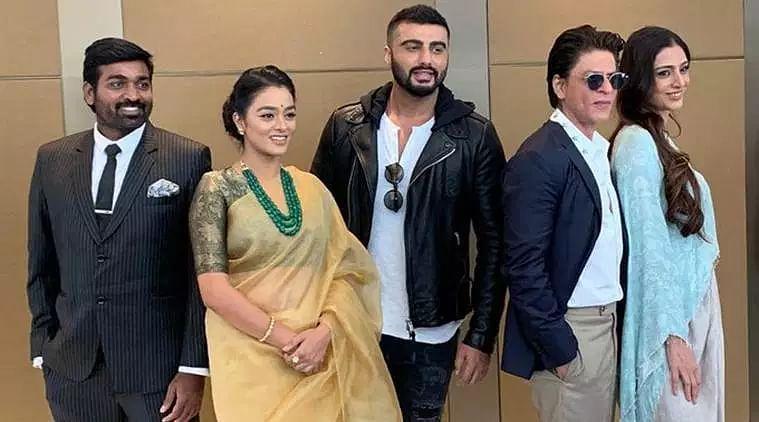 Vijay Sethupathi at Indian Film Festival Melbourne