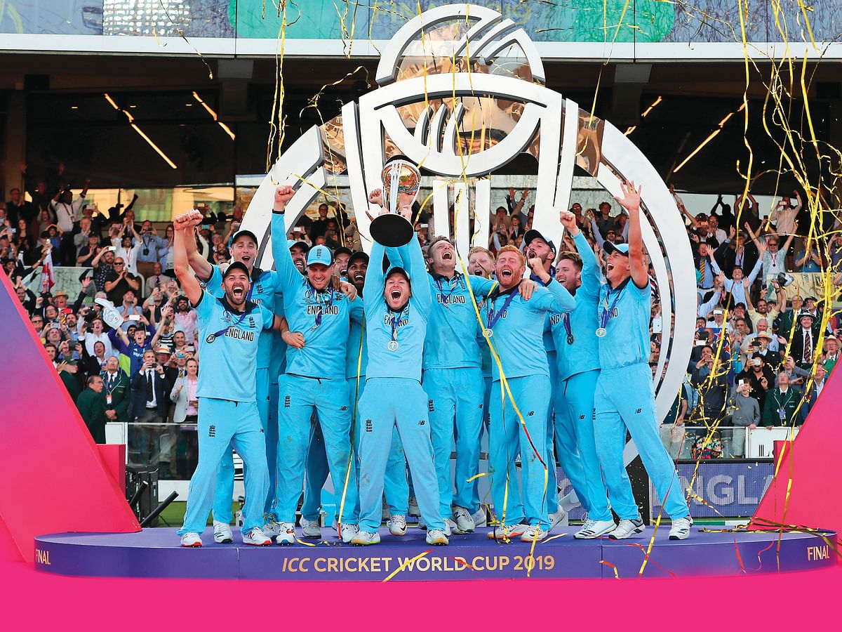 2019 World Cup Champions