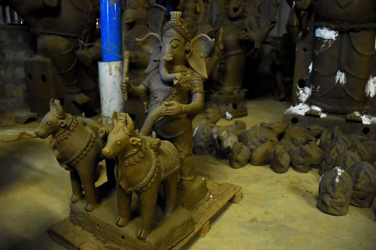 Idols of Ganesh