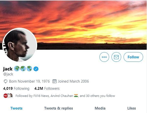 jack's account