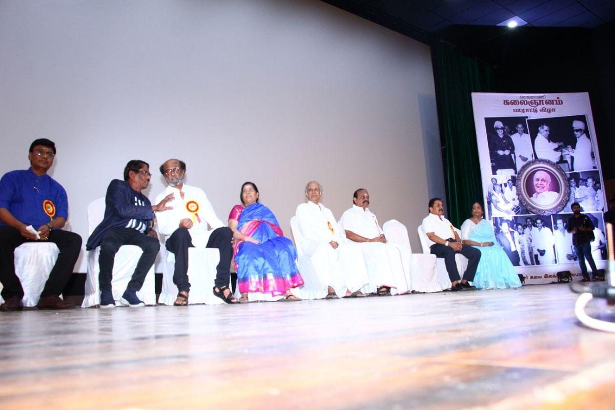 Rajinikanth, Bharathiraja