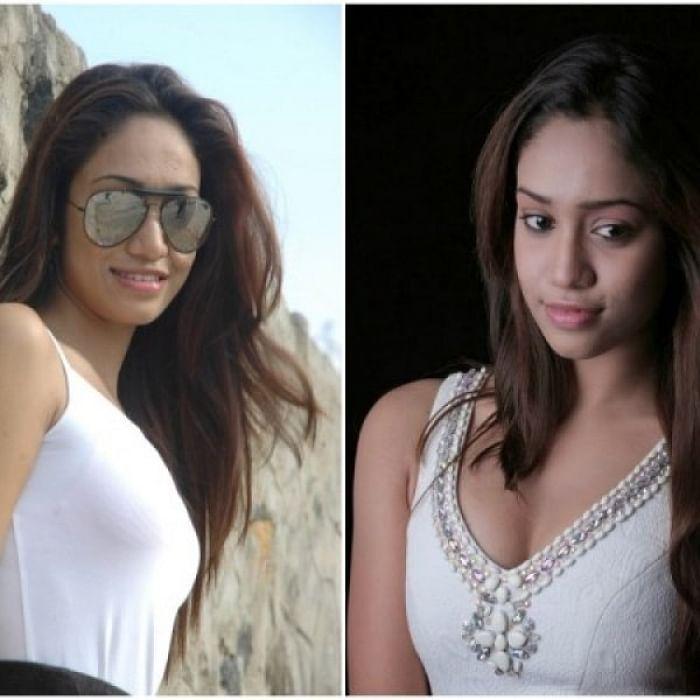 Actress Shruti