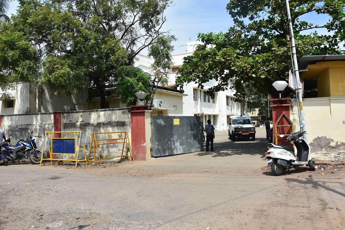 karaikal government hospital