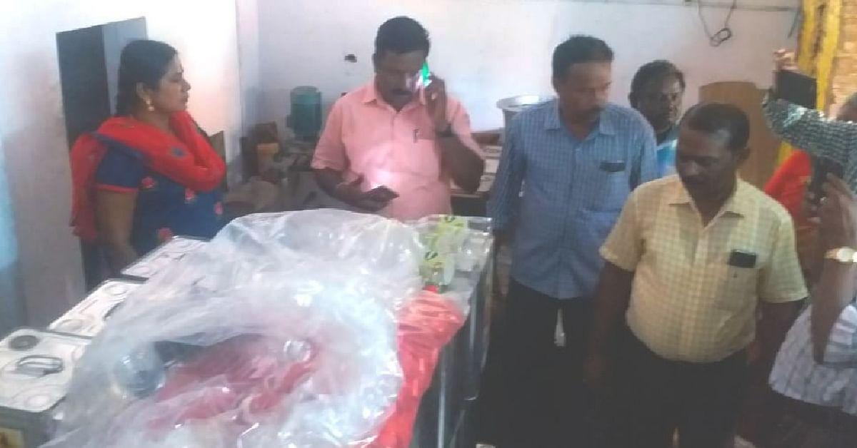 Food safety officers raid