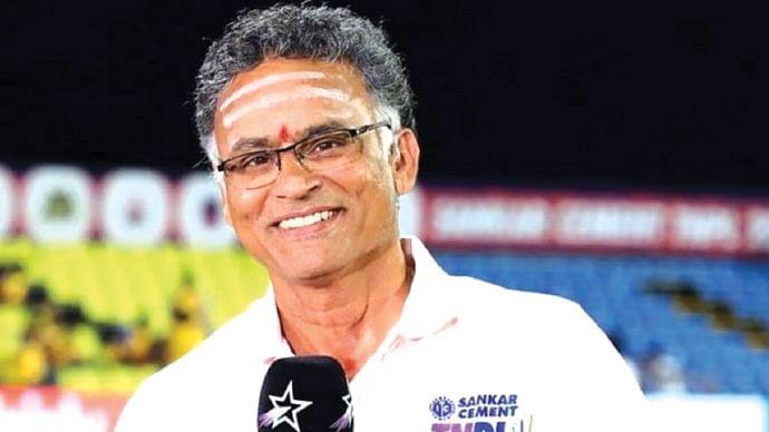 V.B.Chandrasekhar