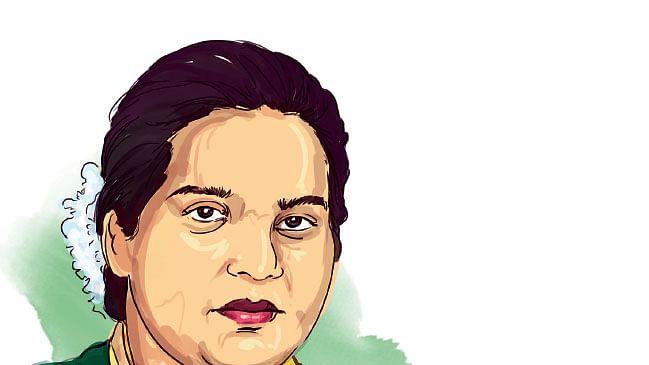 மரிய லூர்தம்மாள் சைமன்