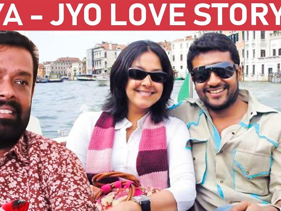 Surya-Jyothika Love Story :  What Really Happened in Poovellam Kettuppar Shooting?