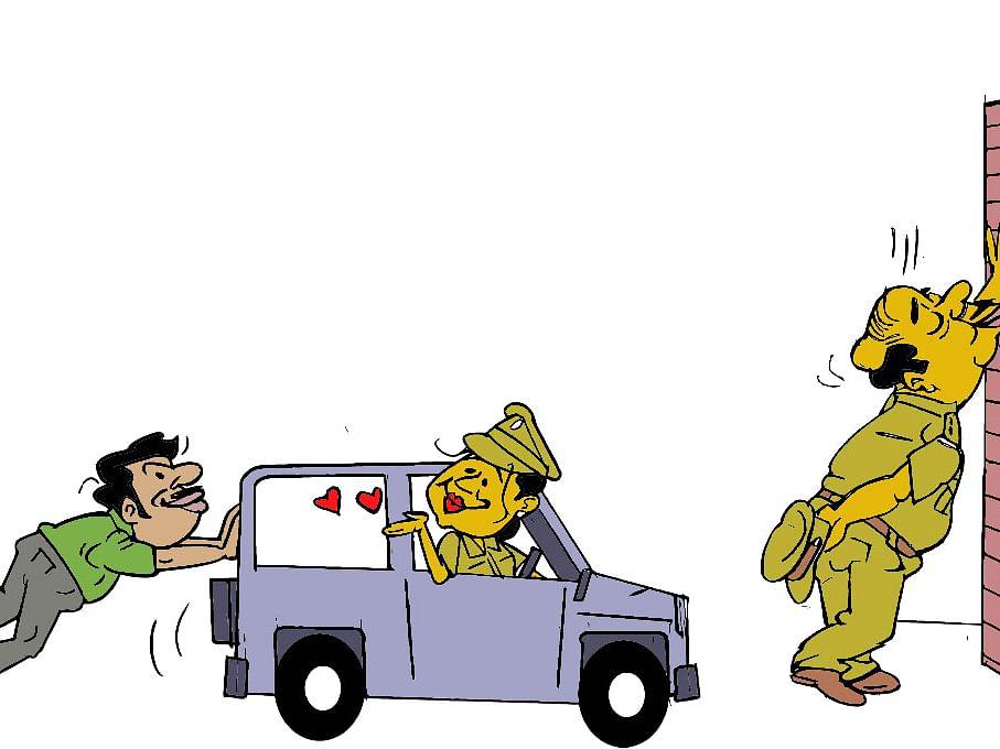 காக்கி தர்பார்