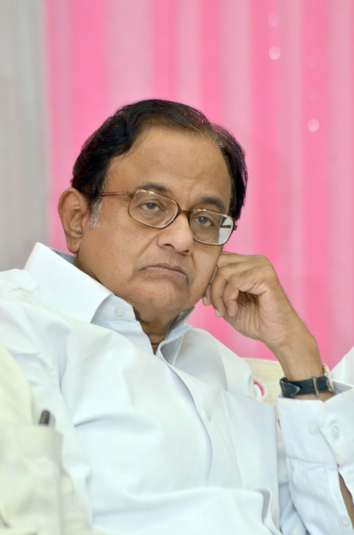 P.Chidambaram