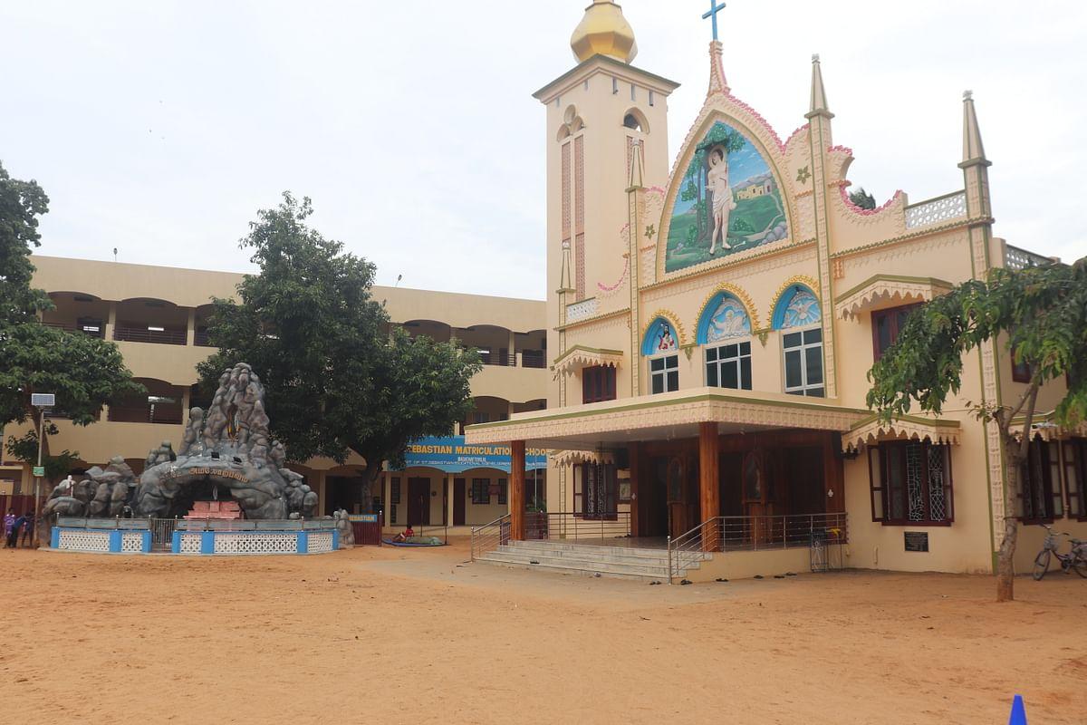 Madathattuvilai  Church