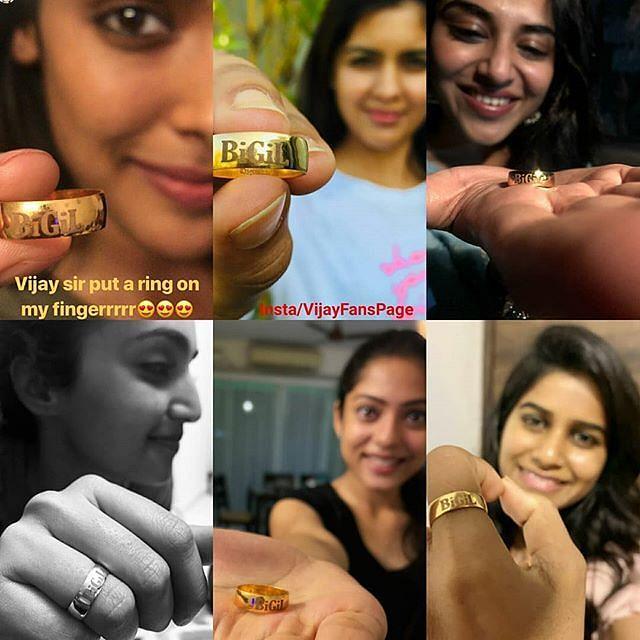 bigil ring