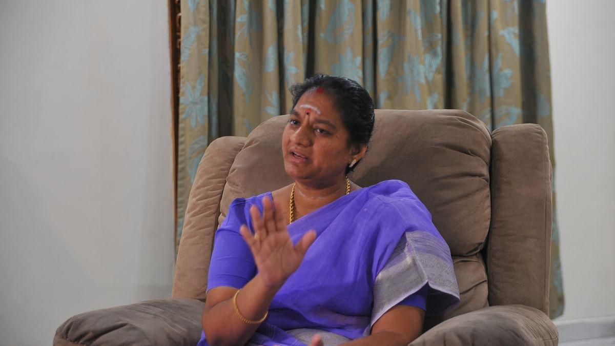 சசிகலா புஷ்பா
