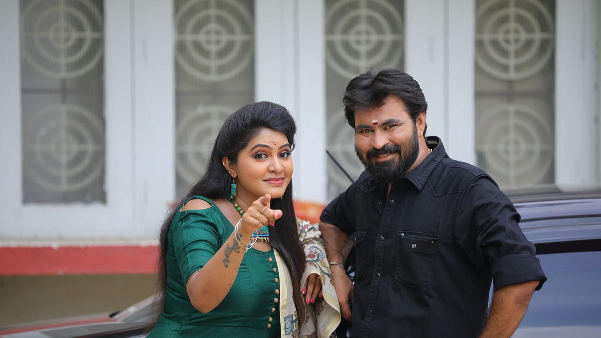 தினேஷ் - ரச்சிதா