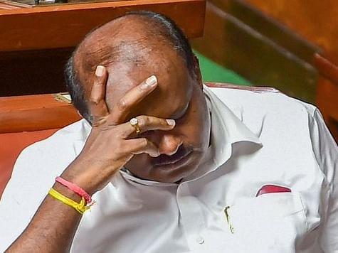 `அரசியல் போதும்... என்னை விட்டு விடுங்கள்!' - குமாரசாமி `திடீர்' அறிவிப்பு