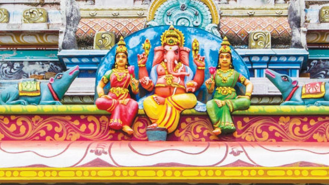 சித்தி புத்தி விநாயகர்