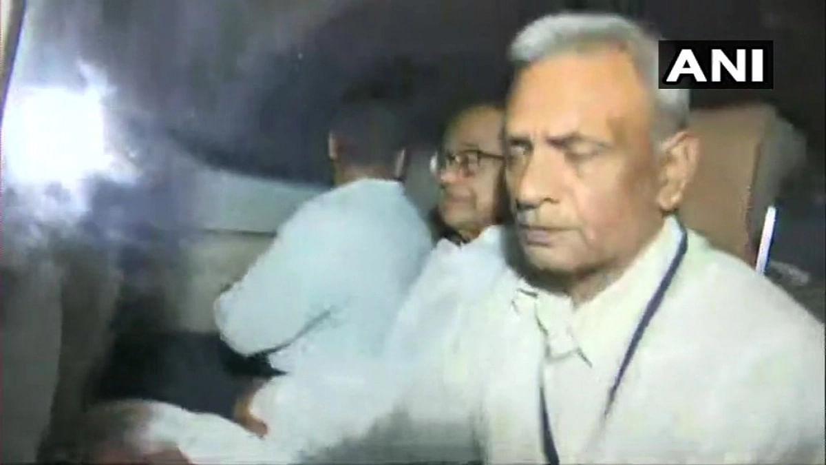 Chidambaram Arrest