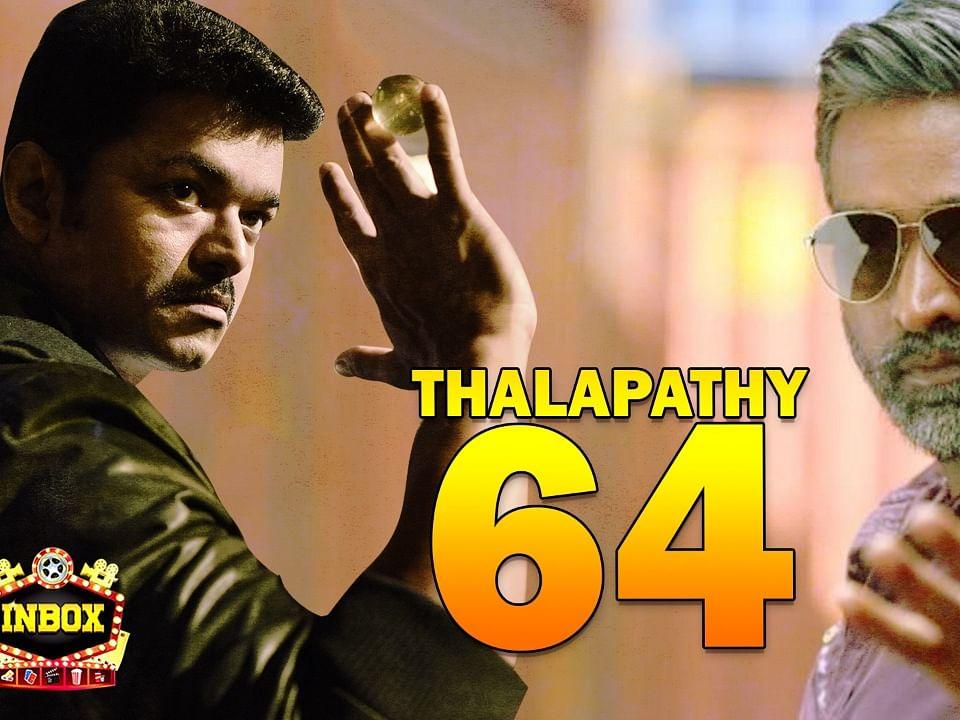 Breaking: Is Vijay Sethupathi Villain for Vijay in Thalapathy 64? | inbox