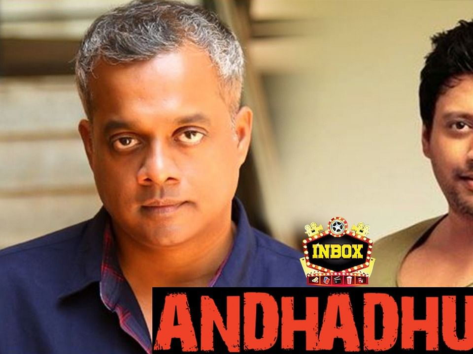 BREAKING: Gautham Menon to Direct Prashanth | Inbox