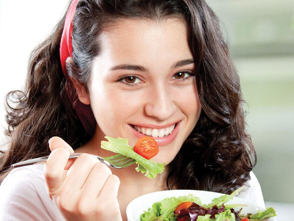 Health: Salad food!
