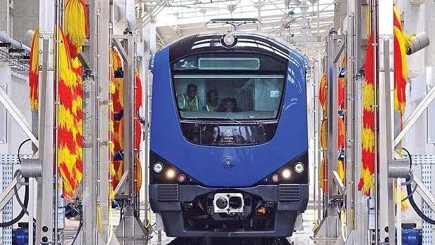 Chennai Metro Rail | சென்னை மெட்ரோ ரயில்